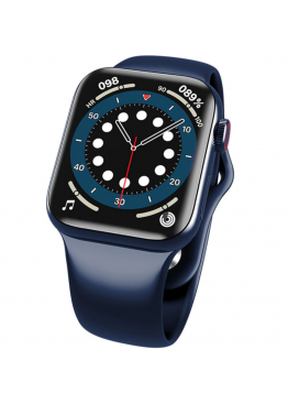 Смарт часы Smart Watch IWO 12 high watch Original  Dark Blue