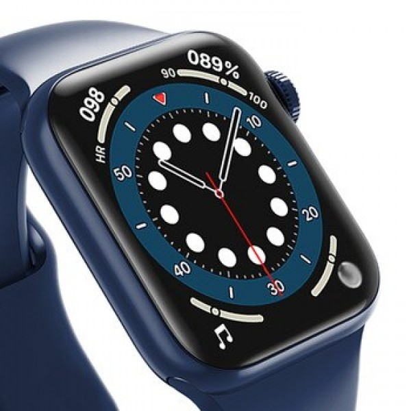 Smart Watch IWO 12 high watch Original  Dark Blue