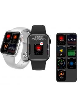 Смарт часы Smart Watch IWO 12 high watch Original  Silver