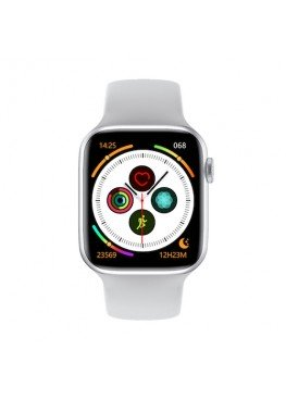 Смарт часы Smart Watch IWO 12 Pro MAX Original  Silver