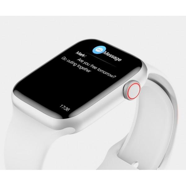 Smart Watch IWO 12 Pro MAX Original  Silver
