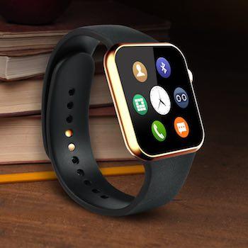 0ad3c72704b7 Смарт часы A9 пожалуй самая точная копия часов Apple watch. Только стоят  они намного дешевле, и при этом их функционал практически аналогичен.