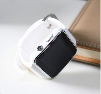Купить умные часы Smart Watch X6 Black оригинал по лучшей цене с ... 2fc66423de8a5